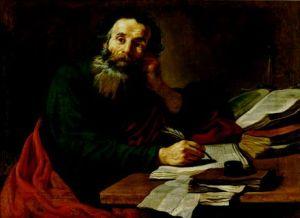 St. Paul the Apostle Claude Vignon
