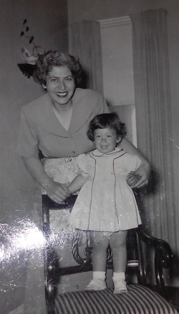 Mom and Me, 1953